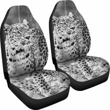 Load image into Gallery viewer, Leopard Wild Animal Car Seat Covers Universal Fit 051012 - CarInspirations