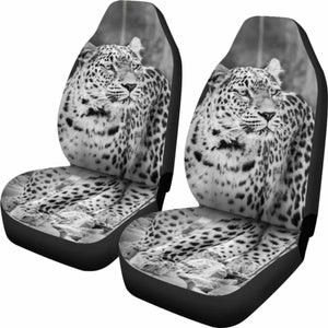 Leopard Wild Animal Car Seat Covers Universal Fit 051012 - CarInspirations