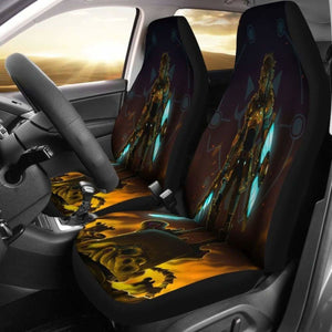Link New Car Seat Covers Universal Fit 051012 - CarInspirations