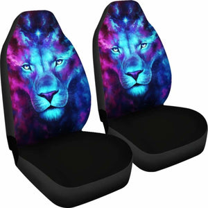 Lion Car Seat Covers Universal Fit 051012 - CarInspirations