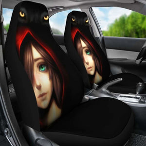 Little Red Riding Hood Seat Covers 101719 Universal Fit - CarInspirations