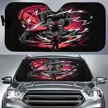 Load image into Gallery viewer, Majin Vegeta Car Sun Shades 918b Universal Fit - CarInspirations