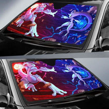 Load image into Gallery viewer, Mega Mew Two Car Sun Shades 918b Universal Fit - CarInspirations