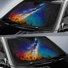 Load image into Gallery viewer, Milky Way Car Sun Shades 918b Universal Fit - CarInspirations