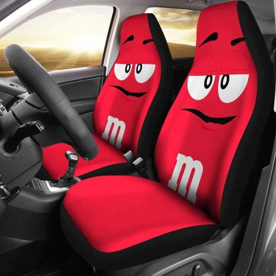 M&M Car Seat Covers Universal Fit 051012 - CarInspirations