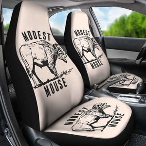 Modest Mouse Car Seat Covers Universal Fit 051012 - CarInspirations