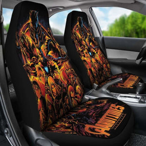 My Hero Academia Avengers Car Seat Covers Universal Fit 051012 - CarInspirations