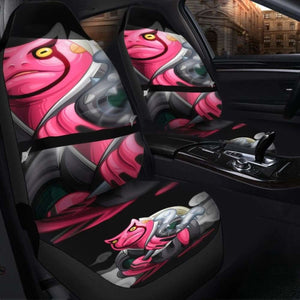 Naruto Gamaken Seat Covers 101719 Universal Fit - CarInspirations