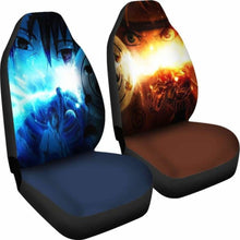 Load image into Gallery viewer, Naruto Sasuke Car Seat Covers Universal Fit 051312 - CarInspirations