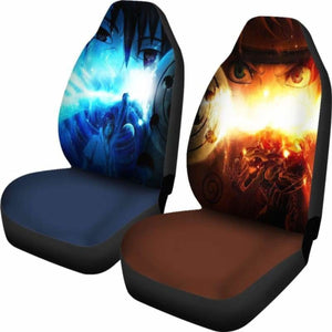 Naruto Sasuke Car Seat Covers Universal Fit 051312 - CarInspirations