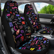 Load image into Gallery viewer, Neon Seat Covers 101719 Universal Fit - CarInspirations