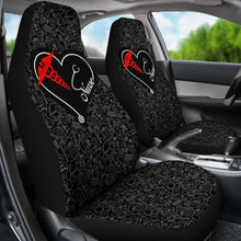 Load image into Gallery viewer, Nurse Heart - Car Seat Covers (Set of 2) Universal Fit - CarInspirations