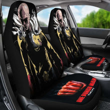 Load image into Gallery viewer, One Punch Man 2019 Car Seat Covers Universal Fit 051012 - CarInspirations