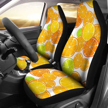 Load image into Gallery viewer, Orange Seat Covers 101719 Universal Fit - CarInspirations