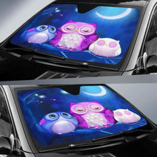 Load image into Gallery viewer, Owl Auto Sun Shades 918b Universal Fit - CarInspirations