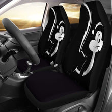 Load image into Gallery viewer, Pepe Le Pew Car Seat Covers Universal Fit 051012 - CarInspirations