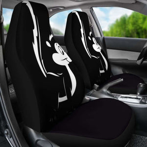 Pepe Le Pew Car Seat Covers Universal Fit 051012 - CarInspirations