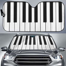Load image into Gallery viewer, Piano Car Sun Shades 918b Universal Fit - CarInspirations
