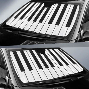 Piano Car Sun Shades 918b Universal Fit - CarInspirations
