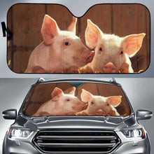Load image into Gallery viewer, Pig Love Auto Sun Shades 918b Universal Fit - CarInspirations