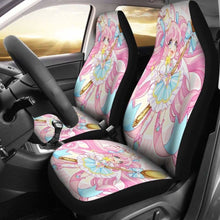 Load image into Gallery viewer, Pink Girl Car Seat Covers Universal Fit 051012 - CarInspirations