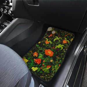 Pokemon Grass 3D Custom Car Floor Mats Universal Fit 051012 - CarInspirations