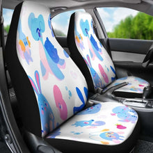 Load image into Gallery viewer, Pokemon Kawaii Seat Covers 101719 Universal Fit - CarInspirations