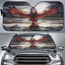 Load image into Gallery viewer, Pokemon Y Car Sun Shades 918b Universal Fit - CarInspirations