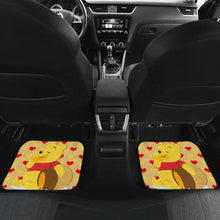 Load image into Gallery viewer, Pooh Eating Honey Car Floor Mats Universal Fit 051012 - CarInspirations