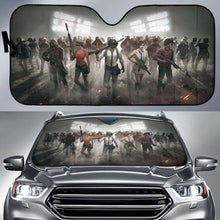 Load image into Gallery viewer, PUBG Car Sun Shades 1 918b Universal Fit - CarInspirations