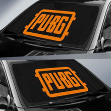 Load image into Gallery viewer, PUBG Car Sun Shades 918b Universal Fit - CarInspirations