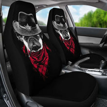 Load image into Gallery viewer, Pugdog Funny Seat Covers 101719 Universal Fit - CarInspirations