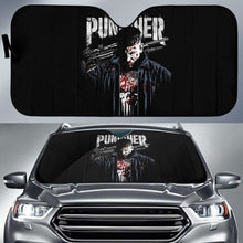 Load image into Gallery viewer, Punisher Car Auto Sun Shade 211626 Universal Fit - CarInspirations