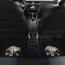 Load image into Gallery viewer, Punisher The Soldier Bloody Art Car Floor Mats Universal Fit 051012 - CarInspirations