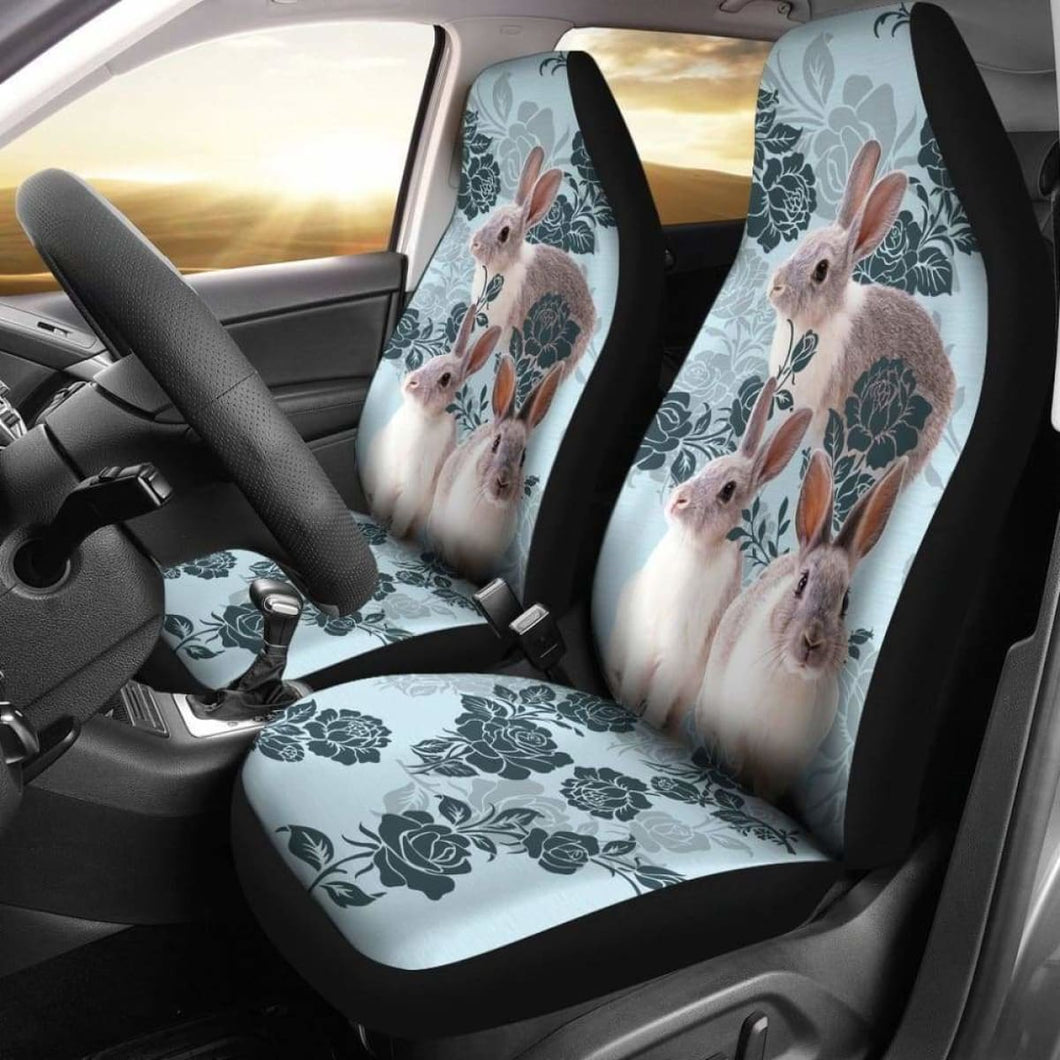 Rabbit Car Seat Cover 234929 Universal Fit - CarInspirations