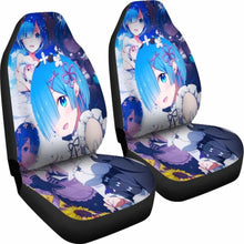 Load image into Gallery viewer, Rem Re Zero Seat Covers 101719 Universal Fit - CarInspirations