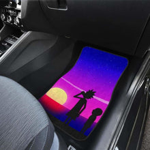 Load image into Gallery viewer, Rick And Morty Legend Cartoon Car Floor Mats Universal Fit 051012 - CarInspirations