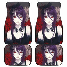 Load image into Gallery viewer, Rize Kamishiro Tokyo Ghoul Car Floor Mats Universal Fit 051912 - CarInspirations