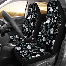 Load image into Gallery viewer, Rose Car Seat Covers Universal Fit 051012 - CarInspirations