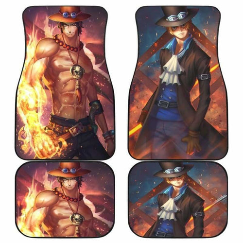 Sabo Ace One Piece Car Floor Mats Universal Fit 051912 - CarInspirations