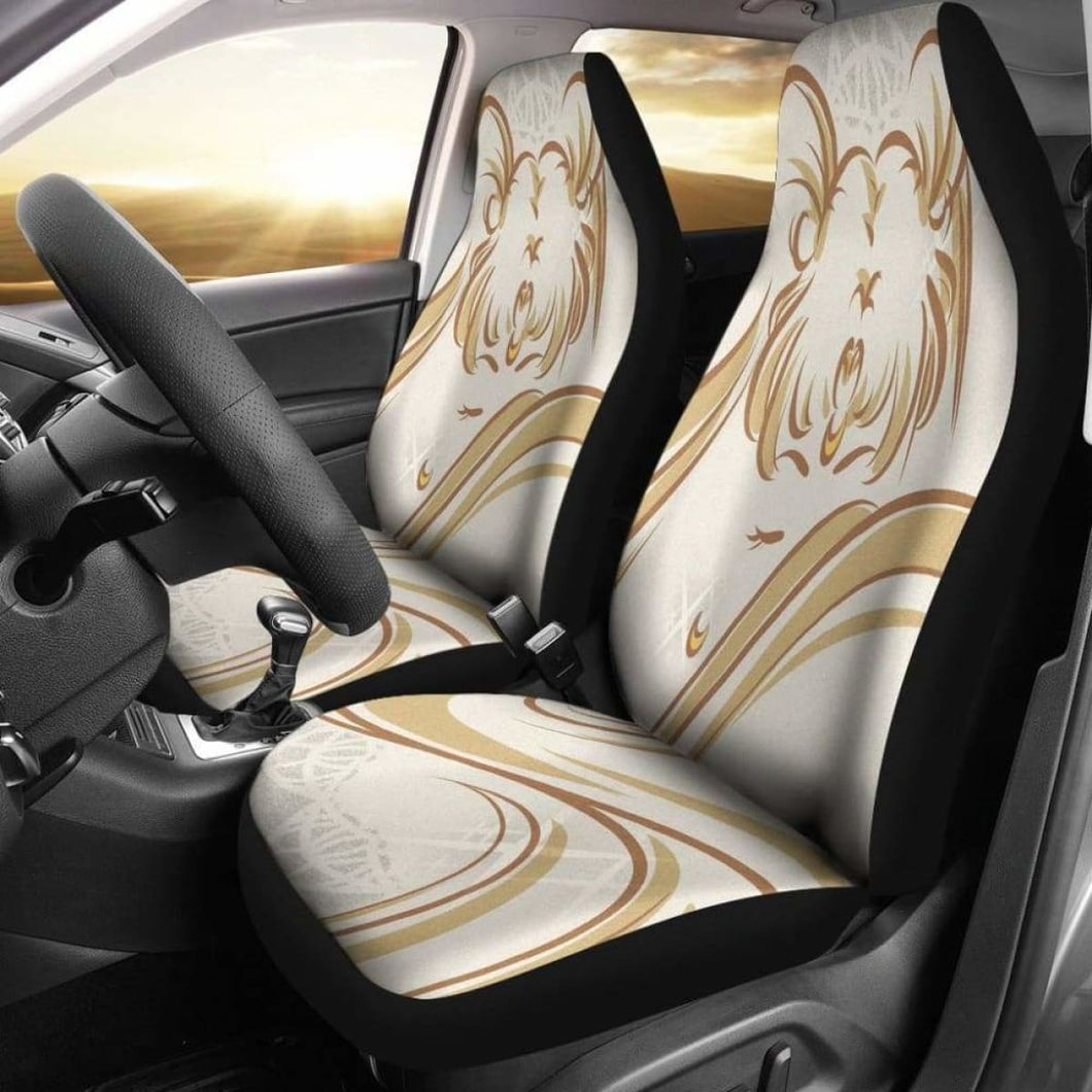 Sailor Moon Art Car Seat Covers Universal Fit 051012 - CarInspirations
