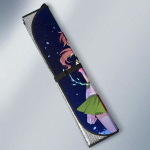 Sailor Moon Car Auto Sun Shades Universal Fit 051312 - CarInspirations