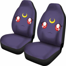 Load image into Gallery viewer, Sailor Moon Luna Car Seat Covers Universal Fit 051012 - CarInspirations