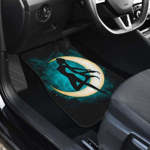 Sailor Moon Transform In Dark Theme Car Floor Mats Universal Fit 051012 - CarInspirations