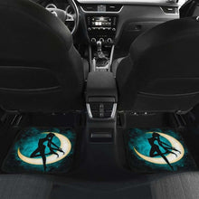 Load image into Gallery viewer, Sailor Moon Transform In Dark Theme Car Floor Mats Universal Fit 051012 - CarInspirations