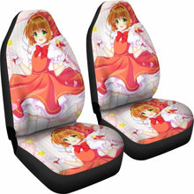 Load image into Gallery viewer, Sakura Car Seat Covers 1 Universal Fit 051012 - CarInspirations