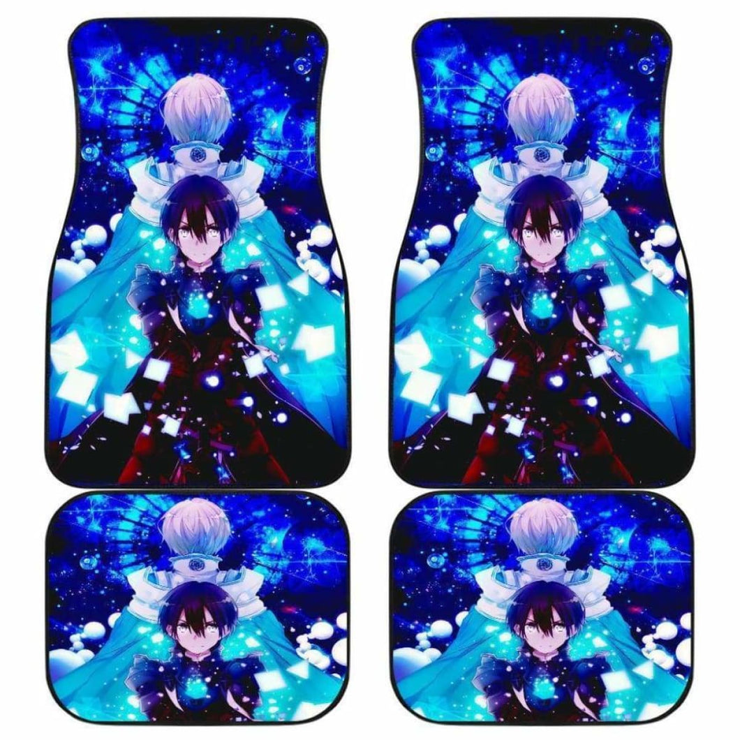 Sao Anime Art Car Floor Mats Universal Fit 051012 - CarInspirations