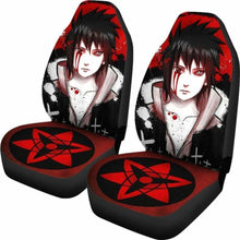 Load image into Gallery viewer, Sasuke Car Seat Covers Universal Fit 051012 - CarInspirations