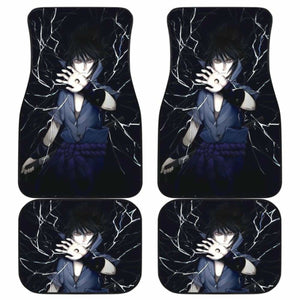 Sasuke Moon Thunder Car Floor Mats Universal Fit 051012 - CarInspirations