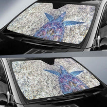 Load image into Gallery viewer, Sea Turtle Auto Sun Shades 918b Universal Fit - CarInspirations